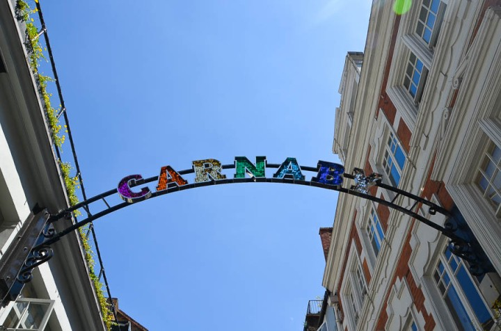 Londres - Carnaby