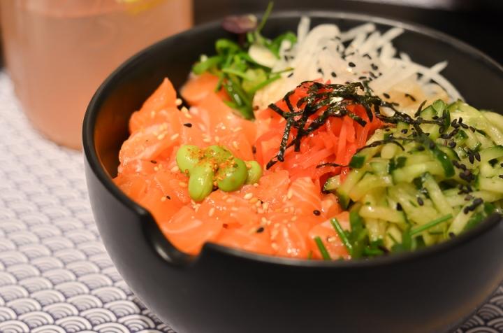 Takumi - poke bowl