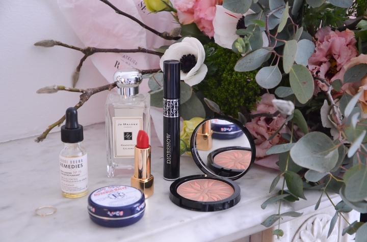 Mes 6 produits beautépréférés