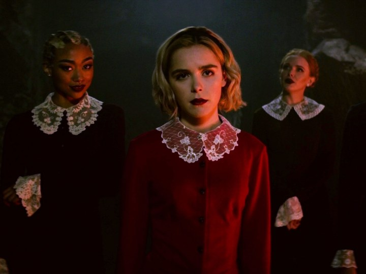Chilling adventures of Sabrina- itmademydayblog
