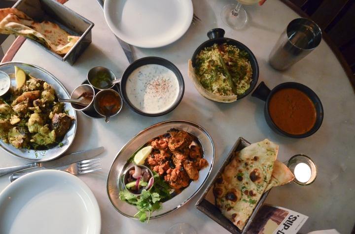 Dishoom: the place to be pour manger indien àLondres